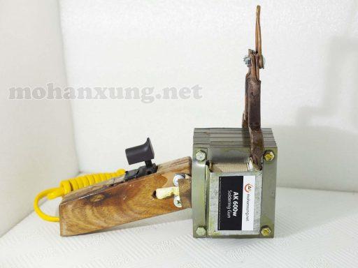Mỏ hàn xung AK 600w