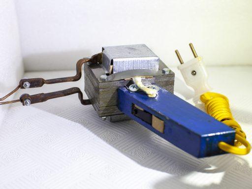 Mỏ hàn thiếc dạng xung điện
