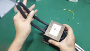 Hướng dẫn chế máy hàn cell pin