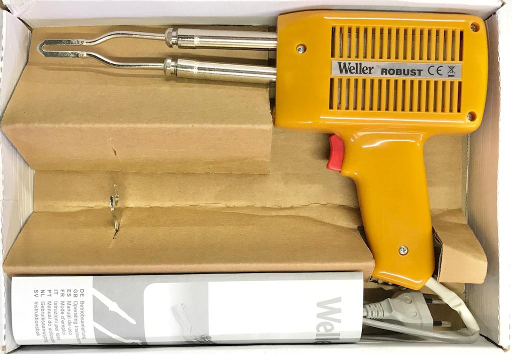 Weller 05 kit