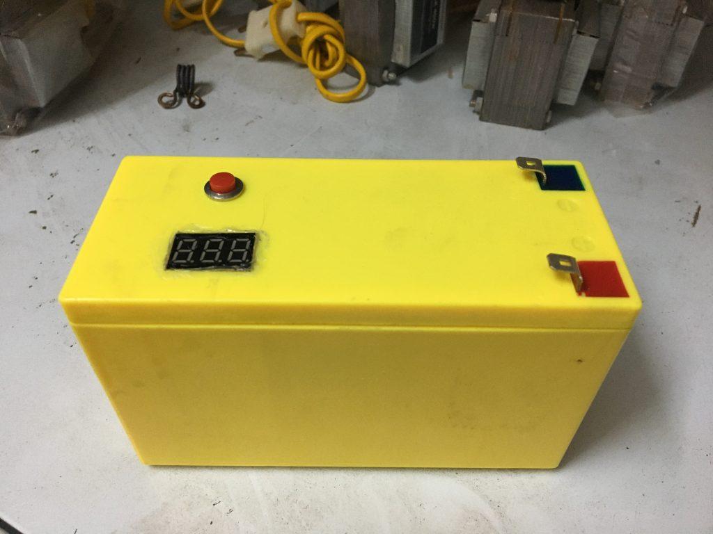 Bình điện lithium ion