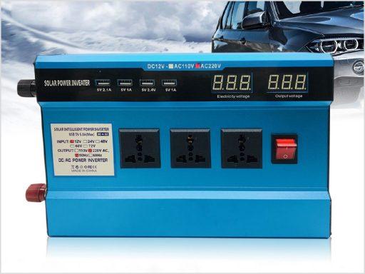 Bộ kích điện 12v lên 220v 10000w